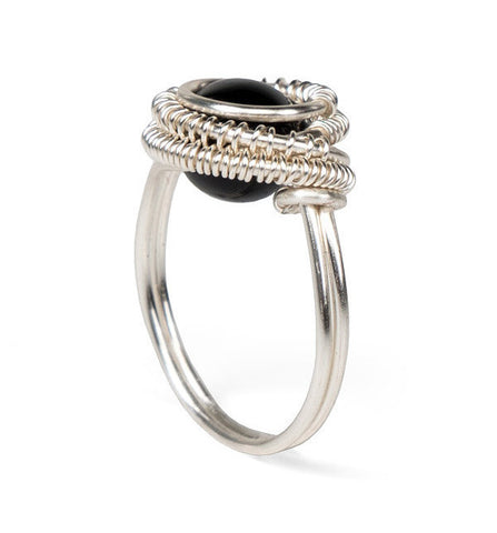 Renee Yohe Ring - Black