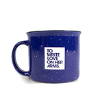 Ceramic Camp Mug (Four Pack)