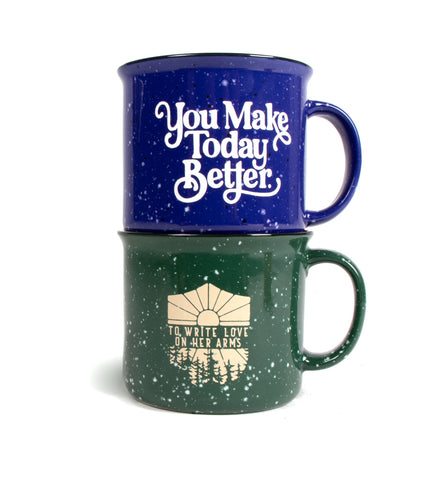 Ceramic Camp Mug (Pick Two)