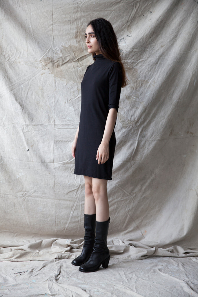 Organic Cotton Mini Dress