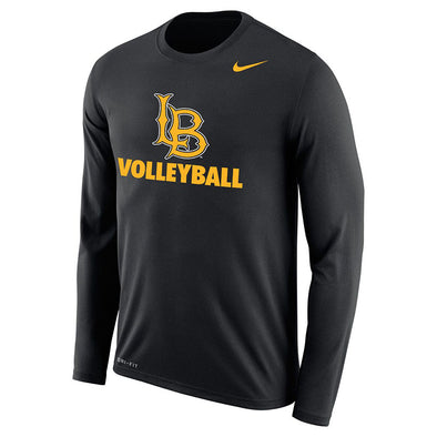 huge selection of 259e5 02819 Long Beach State Volleyball Nike Long Sleeve T-Shirt