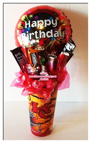 BD1011 CHIEFS CHOCOLATE HAPPY BIRTHDAY GIFT
