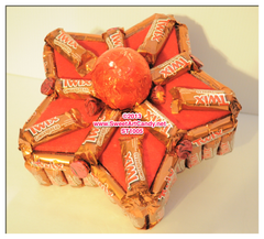 ST1005 TWIX CHOCOLATE STAR