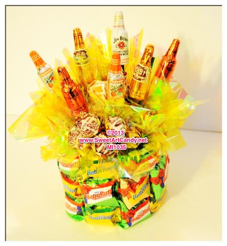 MI1035 CHOCOLATE LIQUEUR BOUQUET