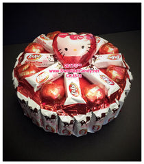 CK3513 KIT KAT HELLO KITTY CAKE