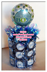 BA1001 YORK ITS A BOY