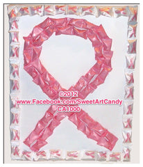 CA1000 PINK RIBBON AWARENESS BUTTERMINTS