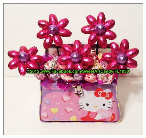 CH1030 HELLO KITTY PURSE