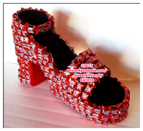FA1010 HIGH HEEL SHOE