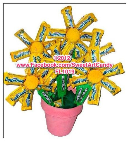 FL1019 BUTTERFINGER BOUQUET
