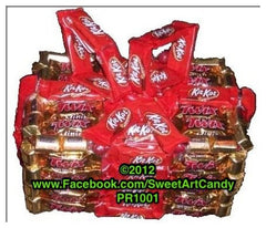PR1001 TWIX PRESENT WITH A KIT KAT BOW