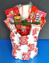 SP1013 BASEBALL BOUQUET