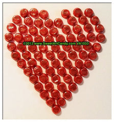 VA1033 REESES CUP CHOCOLATE HEART