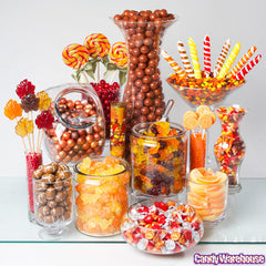 FALL CANDY BUFFET