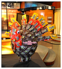 AN1002 CANDY TURKEY