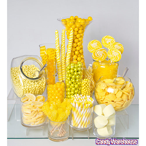 yellow candy buffet sweet art candy rh sweet art candy myshopify com blue and yellow candy buffet ideas yellow candy table