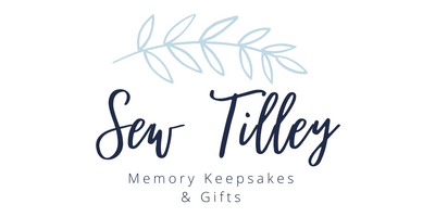 Sew Tilley - Memory keepsakes from clothing gift ideas, handmade gifts