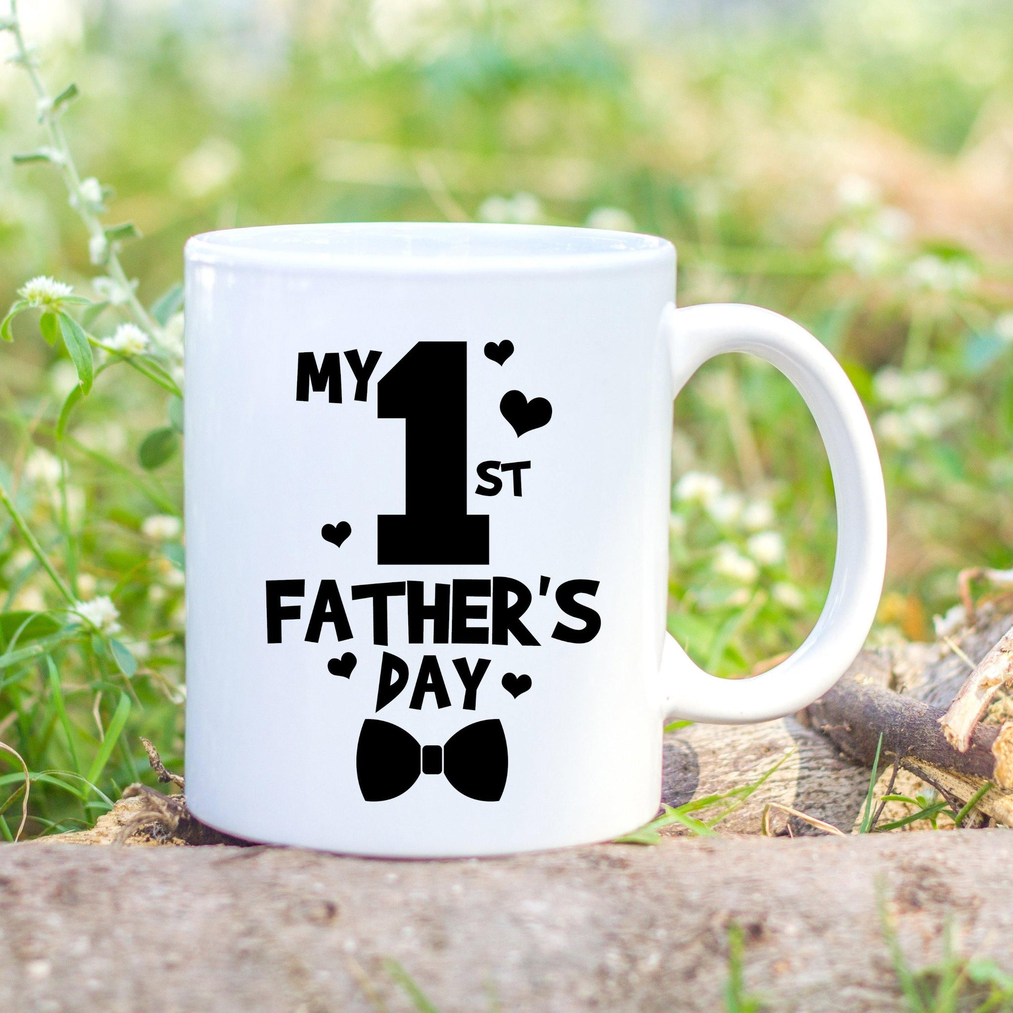 First fathers day mug - Sew Tilley