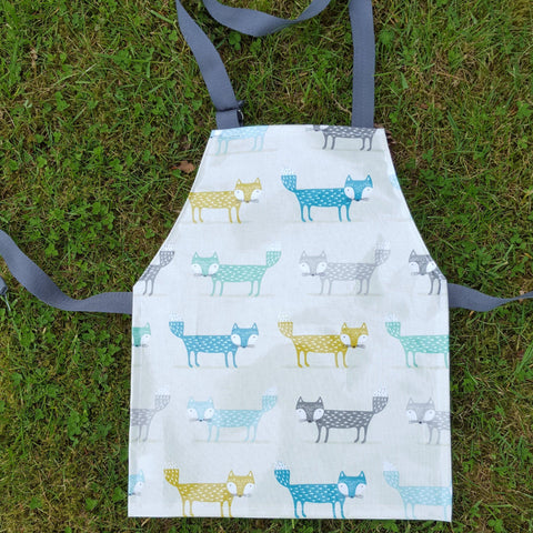 Child's Fox apron