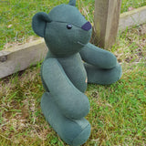 Jointed Memory keepsake bear - Sew Tilley