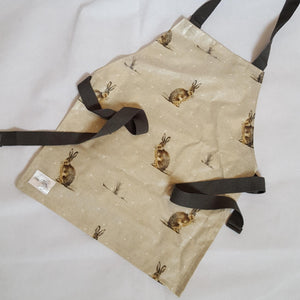 child's Woodland apron