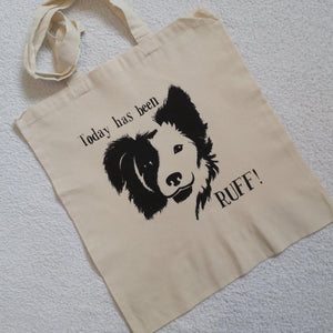 Handprinted bags - Sew Tilley