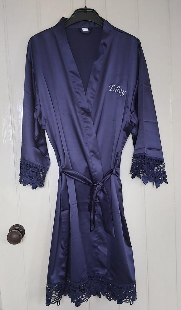Personalised Robes - Sew Tilley