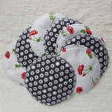 8 pack reusable cotton pads - Sew Tilley