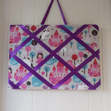 Childs Memo board - Sew Tilley