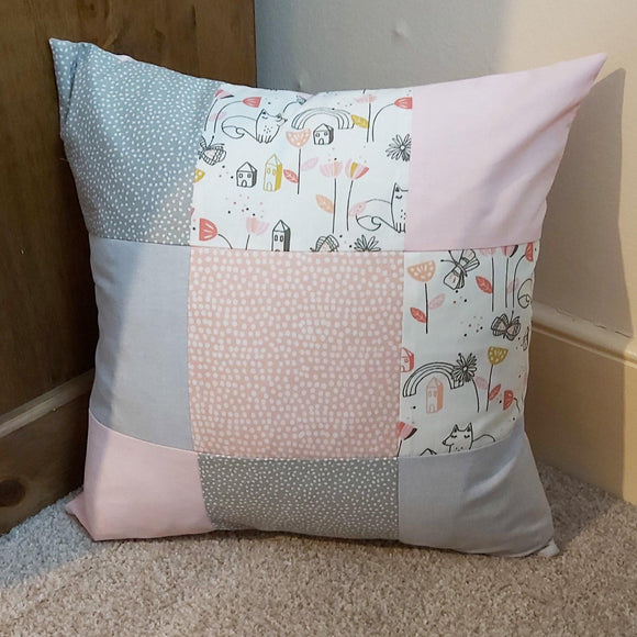 Make your own cushion kit - Sew Tilley