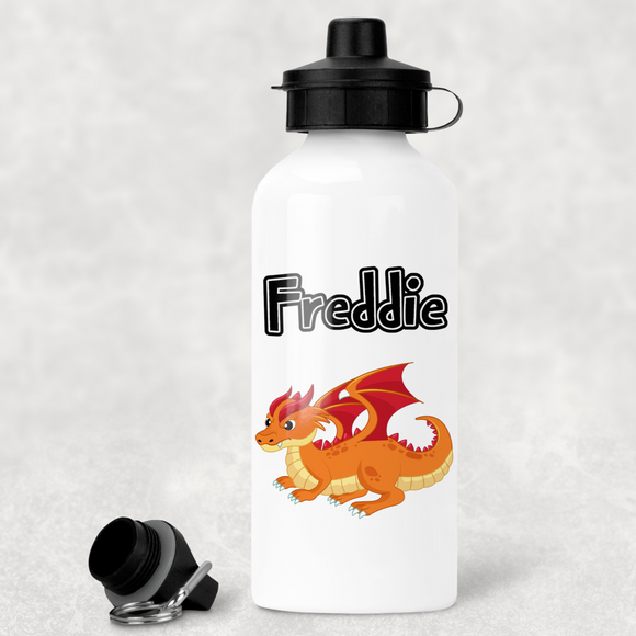 Dragon water bottle - Sew Tilley
