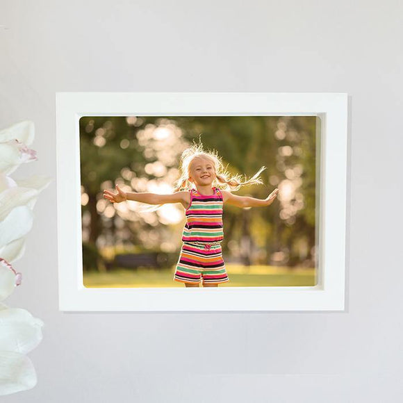 Wall photo frame - small - Sew Tilley