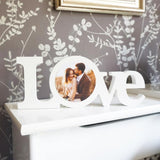 Love photo word block - Sew Tilley