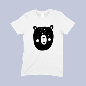 Mono bear T-shirt - Sew Tilley