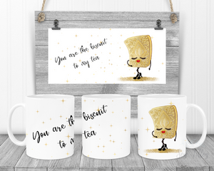 Biscuit to my tea mug - Multiple options - Sew Tilley