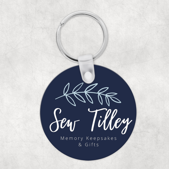 Logo Keying - Sew Tilley