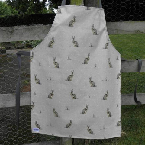 Adult apron hares design