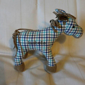 Memory keepsake horse - Sew Tilley