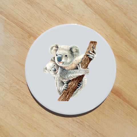 Koala Coaster - Sew Tilley
