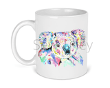 Watercolour koala mug