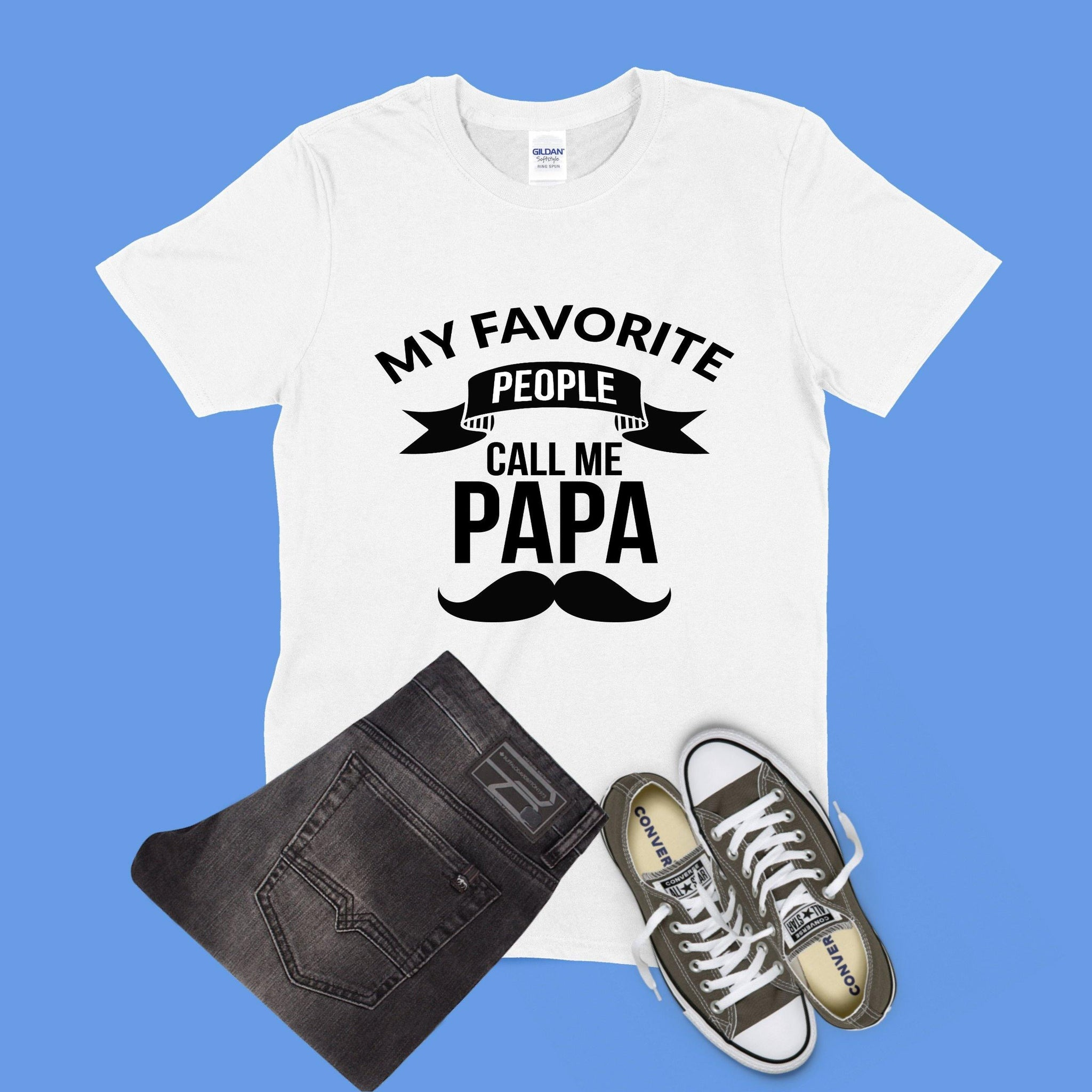 Mens fathers day t-shirts - Sew Tilley