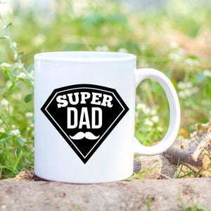Super dad Mug - Sew Tilley