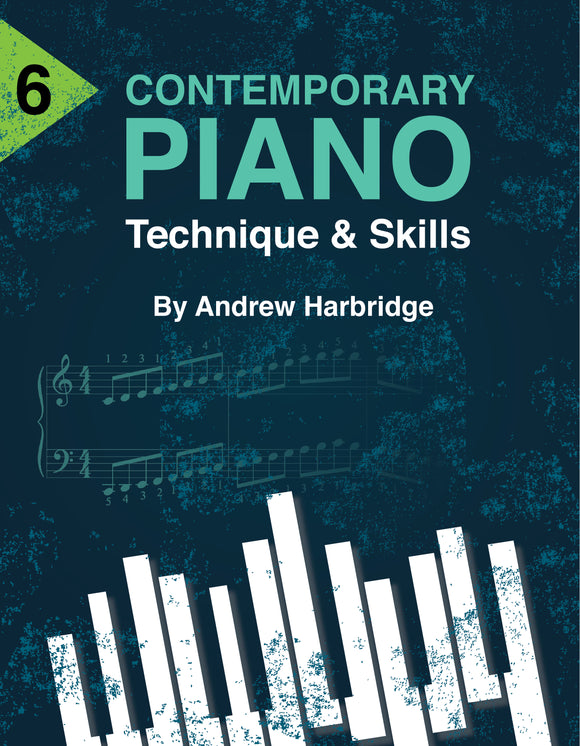 Contemporary Piano Technique and Skills