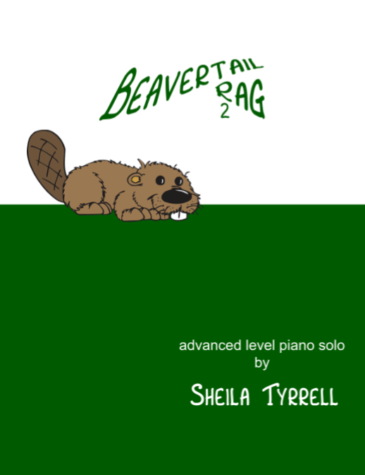 Beavertail Rag Advanced (2) LEVEL 9