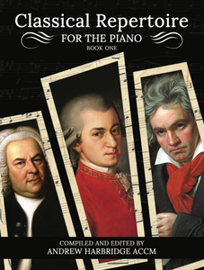 Downloadable Classical Repertoire for the Piano Book 1 2nd EDITION