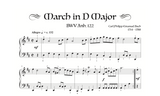 March in D Major - Level 4