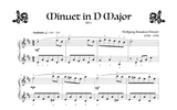 Minuet in D Major - Level 3
