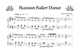 Russian Sailor Dance - Level 1