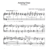 Amazing Grace  LEVEL 7