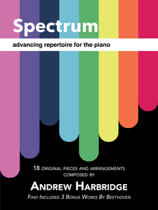Spectrum Advancing Repertoire for the Piano
